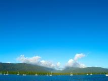 плавать шлюпок Стоковые Фотографии RF