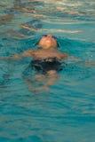 плавать Стоковое фото RF