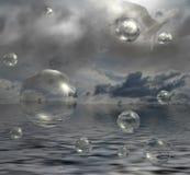 плавать Стоковые Изображения