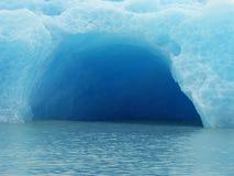 плавая льдед Стоковая Фотография RF