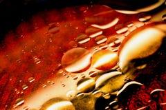 плавая масло Стоковые Фотографии RF
