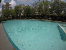 Плавая тренируя бассейн для 2020 Олимпийских Игр в Японии стоковая фотография