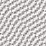 Плавно repeatable геометрическая monochrome картина с distorte бесплатная иллюстрация