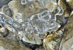Плавя лед 3 Стоковое Фото