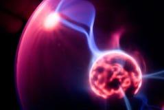 плазма светильника Стоковые Фотографии RF