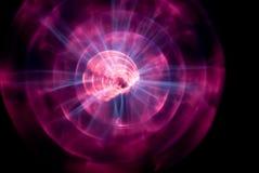 плазма светильника Стоковая Фотография