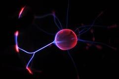 плазма шарика стоковое изображение