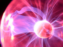 плазма 01 светильника Стоковое Изображение RF
