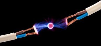 плазма стоковая фотография rf