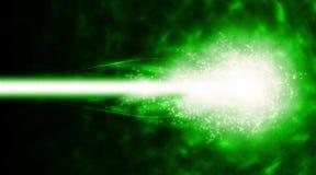 плазма Cyber-луча Стоковое Изображение RF