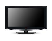 плазма tv Стоковые Изображения
