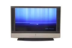 плазма tv стоковое изображение rf
