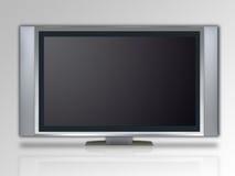 плазма tv Стоковое фото RF
