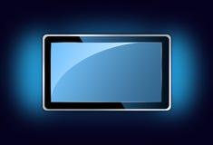 плазма tv ambilight Стоковое Изображение