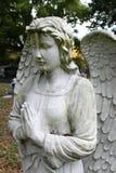 плакать ангела Стоковая Фотография