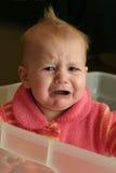 плакать младенца Стоковые Фотографии RF