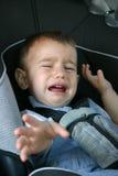 плакать Стоковые Фотографии RF