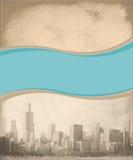 плакат конструкции ретро Стоковое Фото