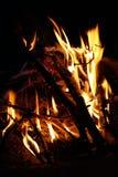 пламена Стоковое Изображение RF