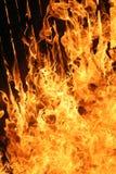 пламена Стоковое Фото