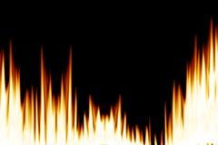 Пламена Стоковые Фотографии RF