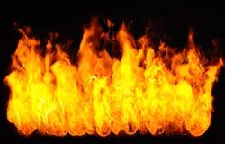 пламена стоковая фотография rf