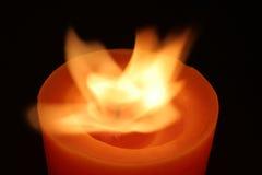 пламена Стоковые Фото
