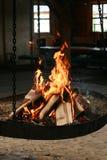 пламенеющий вал Стоковое Изображение RF