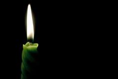 пламя свечки Стоковые Изображения