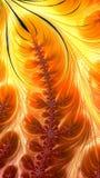 Пламя славы Стоковые Фото