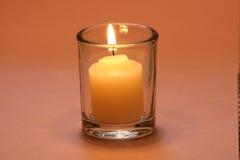 пламя теплое Стоковое фото RF