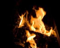 пламя Стоковая Фотография RF