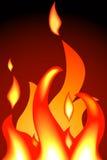 пламя Стоковое Фото