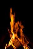 пламя 3 Стоковая Фотография