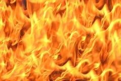 пламя Стоковые Фотографии RF