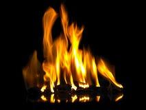 пламя стоковое фото rf