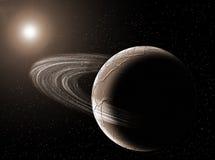 планетарий Стоковое Изображение RF
