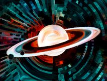 планетарный космос Стоковое Фото