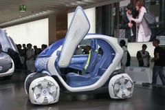 планета автомобиля экологическая защищает ваше Стоковая Фотография RF