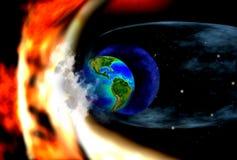 планета земли Стоковые Изображения