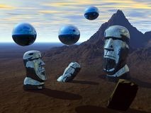 планета пасхи Иллюстрация вектора