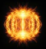 планета пожара Стоковые Фотографии RF