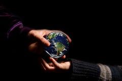 планета унаследования Стоковое Фото