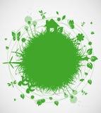 планета экологичности Стоковые Изображения