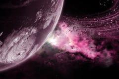 планета 2 Стоковые Изображения