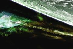 планета 3 Стоковое фото RF