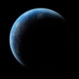 планета colda Стоковые Изображения