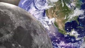 Планеты и галактика, космос, физическая космология иллюстрация штока