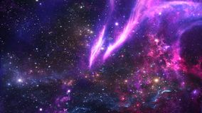 Планеты и галактика, космос, физическая космология бесплатная иллюстрация