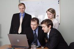 планированиe бизнеса Стоковые Фото